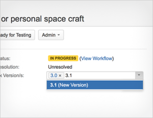 JIRA6.3 How to Add versions