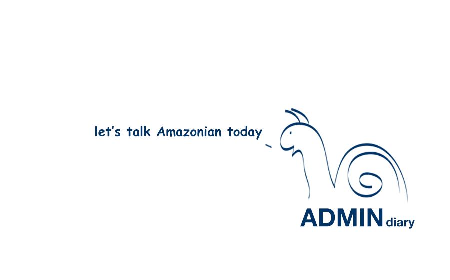 Lets talk Amazonian