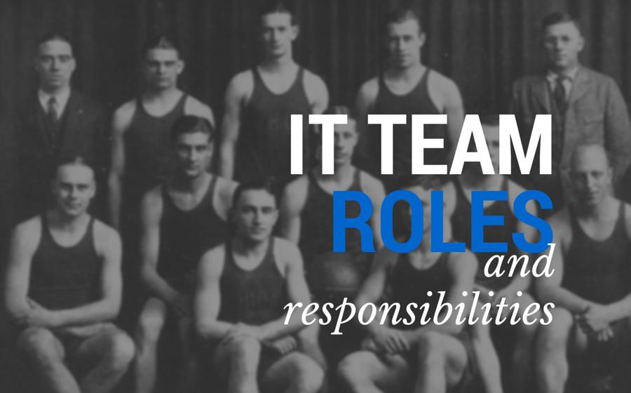 роли в ИТ команде