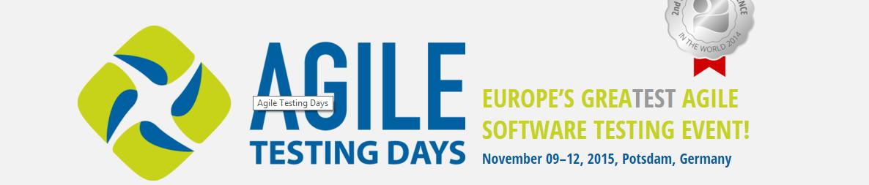 Agile Testing Days 2016