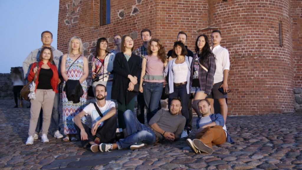 Polontech team
