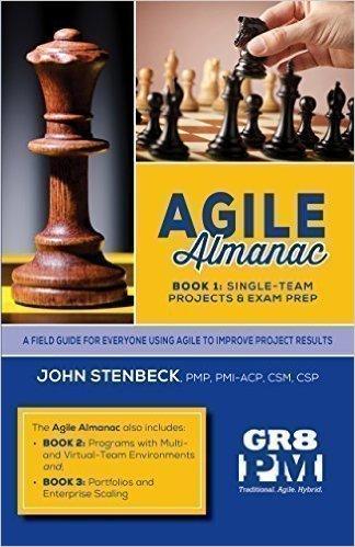 Agile Almanac - Book 1: Singe-Team Projects and Exam Prep-img