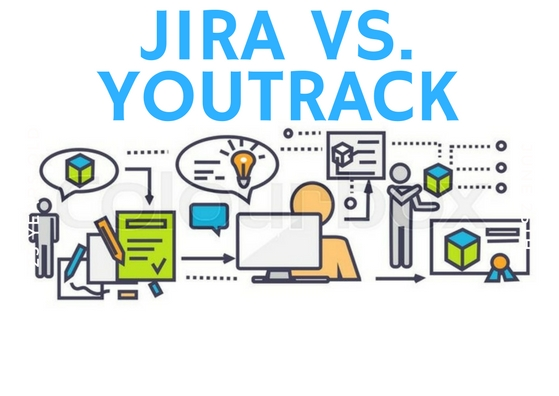 What's the difference between JIRA and YouTrack